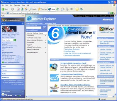 Upgrade internet explorer 6 to ie 8 on a windows xp sp3? Youtube.